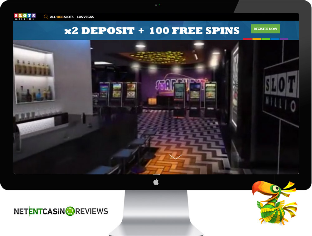VR casino SlotsMillion