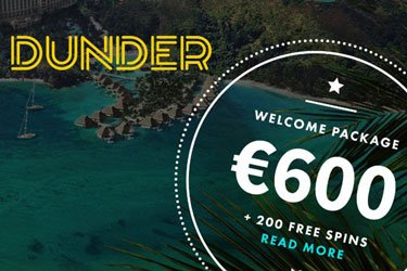 dunder-casino-welcome-offer