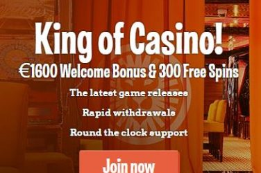€1600 Welcome Bonus and 300 Free Spins at LeoVegas visual