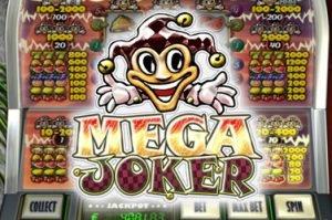 the Mega Joker Jackpot Slot